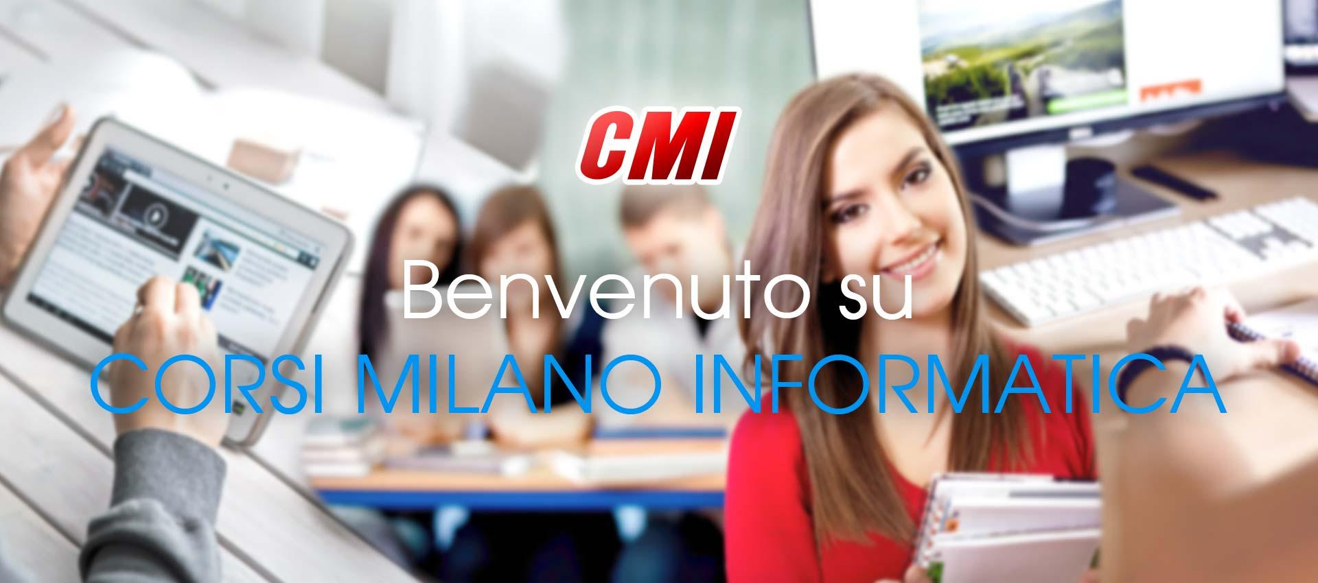 Corsi Milano Informatica a Milano